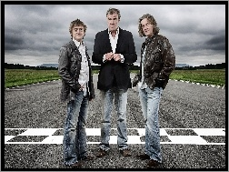 James May, Richard Hammond, Prowadzący, Top Gear, Jeremy Clarkson