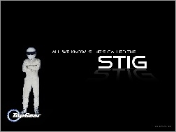 Top Gear, Stig
